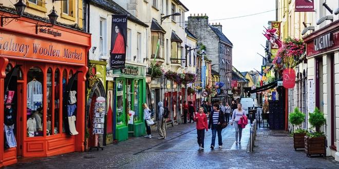 road trip irlande   visiter galway en 1 journ u00e9e