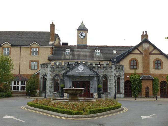 L'Abbey court hotel un hôtel luxueux entre Doolin et Dublin