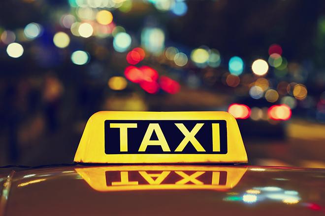 trajet en taxi - Planete3w