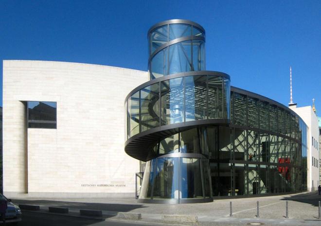 Le Musée de l'Histoire Allemande à Berlin