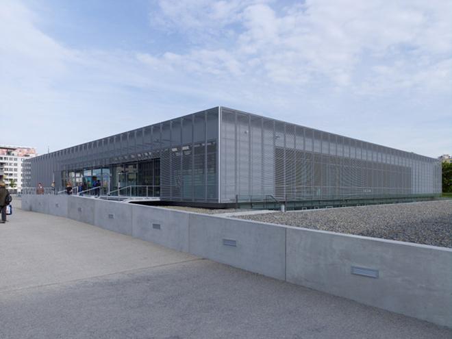 Le musée de la Topologie de la terreur à Berlin