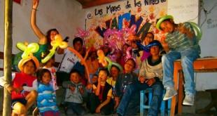 Warma Suyus: la ludothèque collaborative à Quinua au Pérou