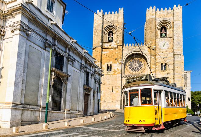 Lisbonne et son mythique tram 28
