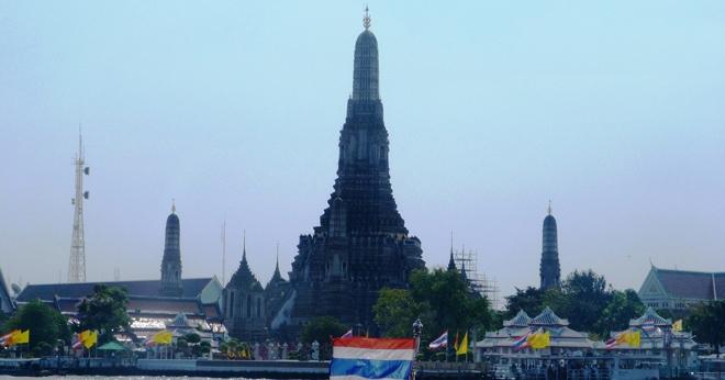 Découvrir les principaux temples de Bangkok