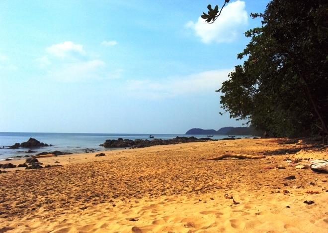 Koh Jum, une île quasi-déserte près de Koh Phi Phi