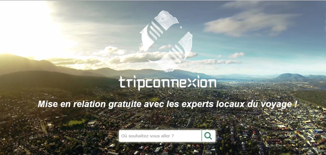 Voyager en direct avec des locaux grâce à TripConnexion
