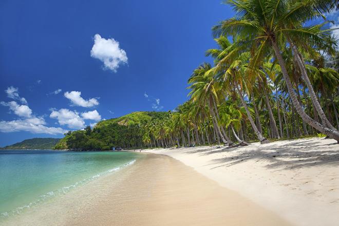 La plage de El Nido aux Philippines : paradisiaque !