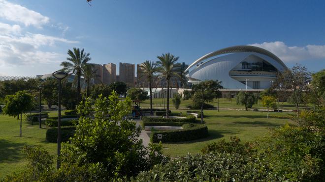 Les jardins de Turia un véritable havre de paix au cœur de Valence