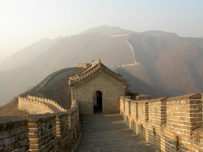 La mythique Muraille de Chine