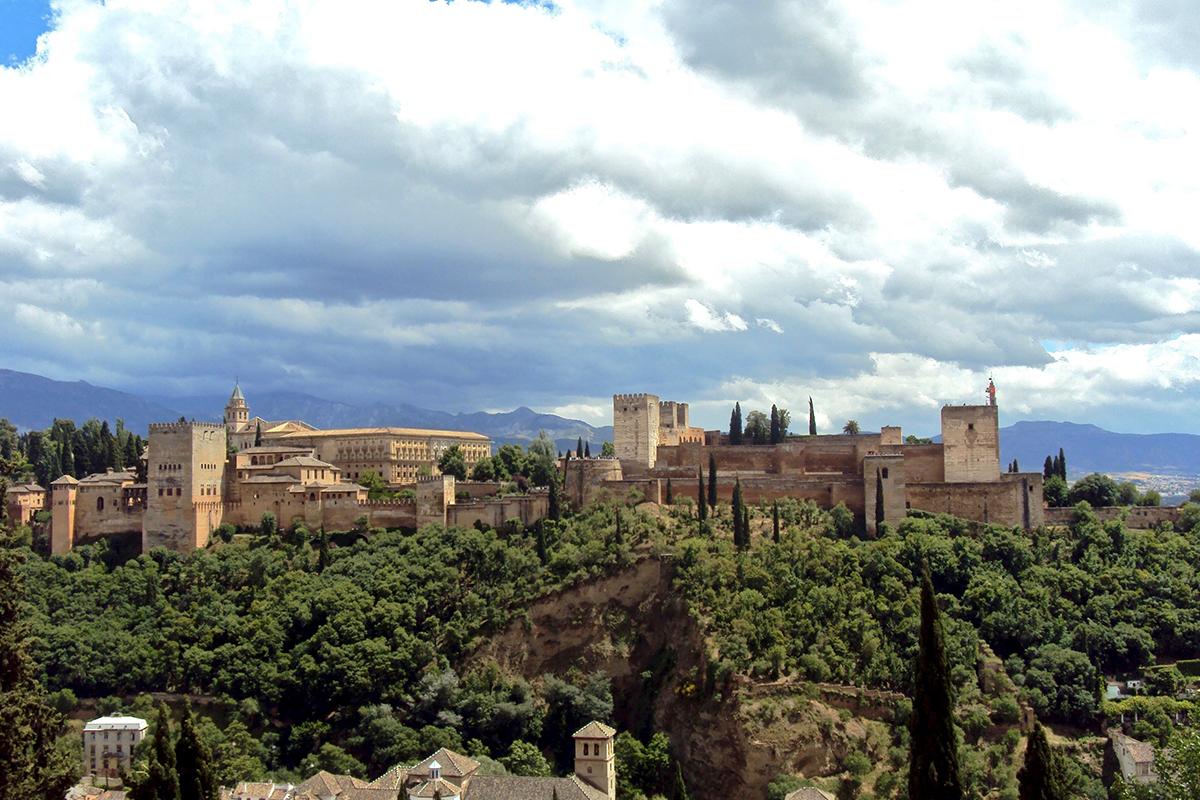 Alhambra Grenade Roadtrip Andalousie Espagne