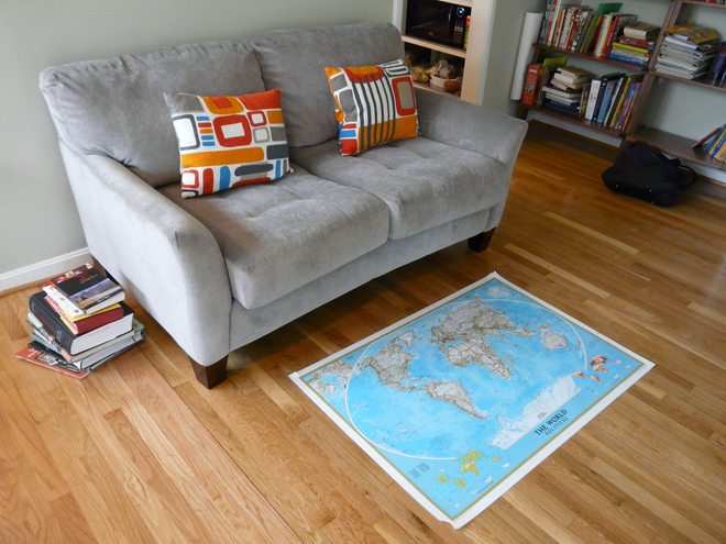 Un canapé, une chambre, le Couchsurfing permet d'être logé gratuitement