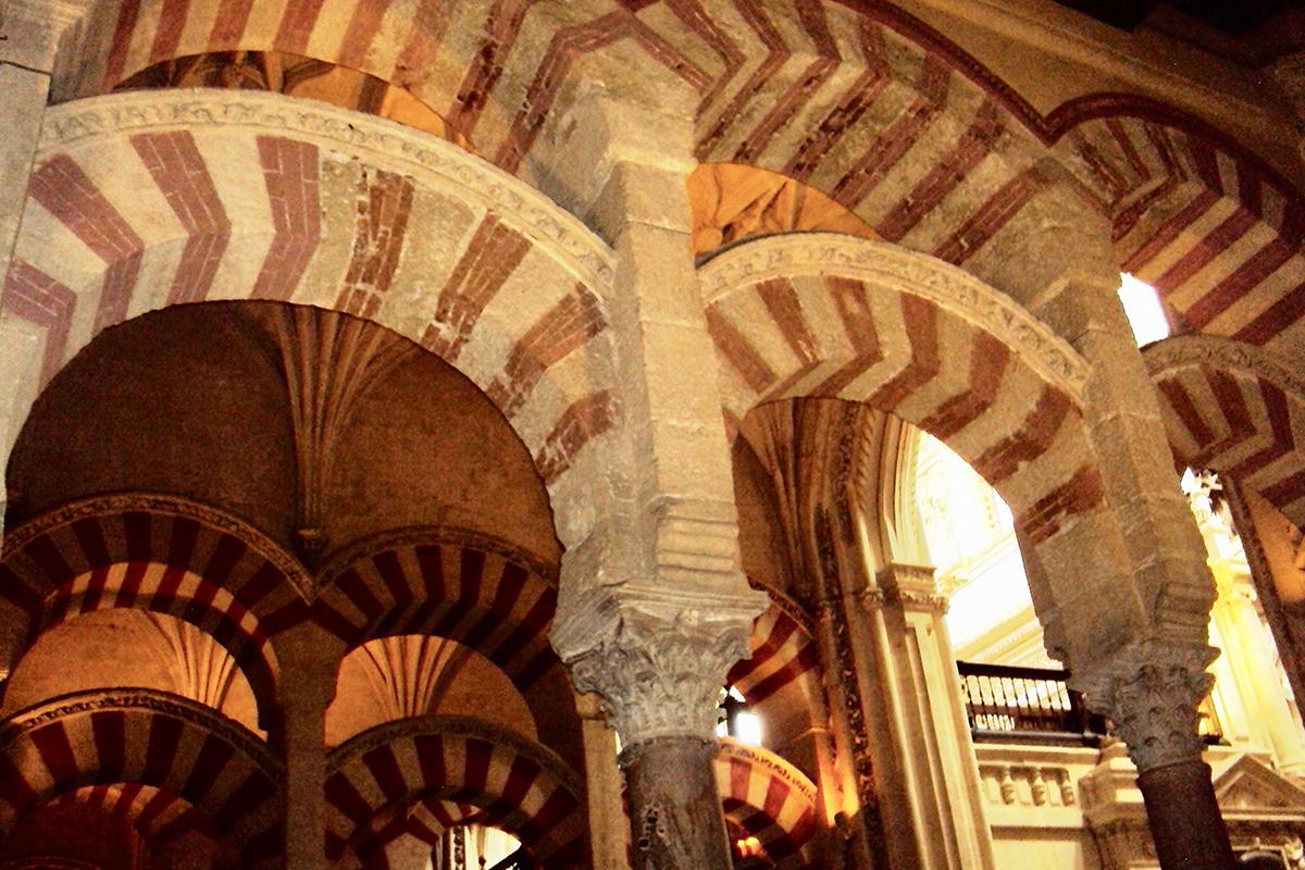 Mezquita Cordoue Roadtrip Andalousie Espagne