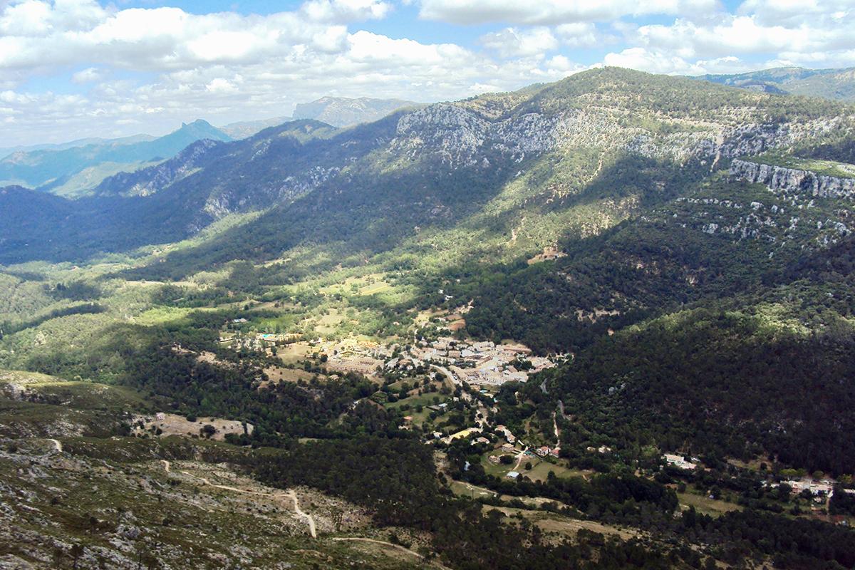 Montagne Villages blanc Road trip Andalousie Espagne - autour de Malaga