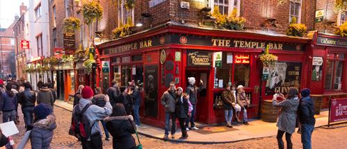 Les incontournables de Dublin