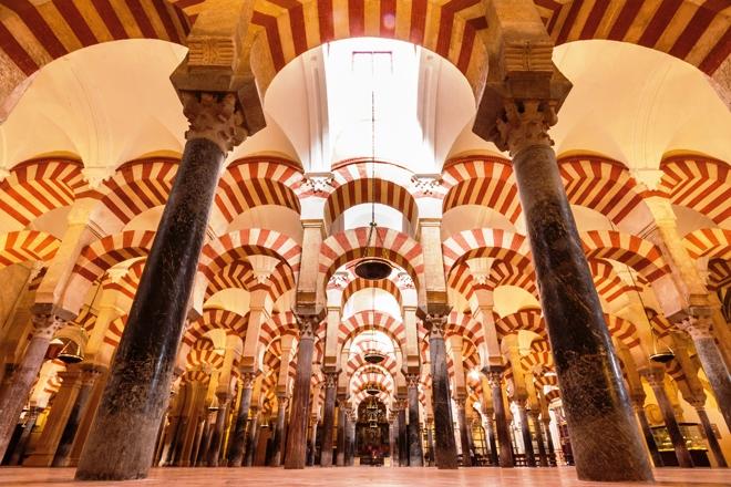 La Mezquita une mosquée-cathédrale à Cordoue