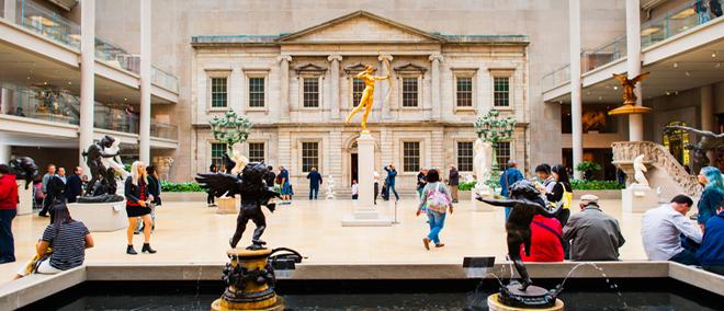 Découvrir les principaux musées de New York