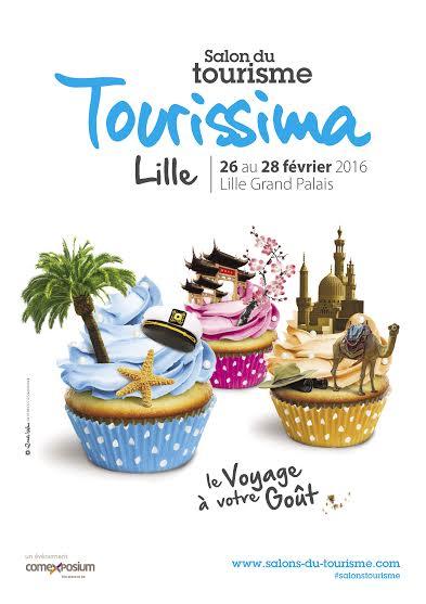 Le Salon Tourissima Lille, votre rendez-vous incontournable !