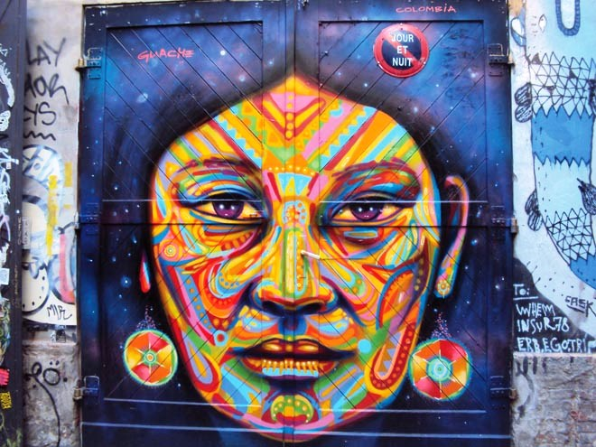 Du street-art à Berlin, il y en a partout dans la ville