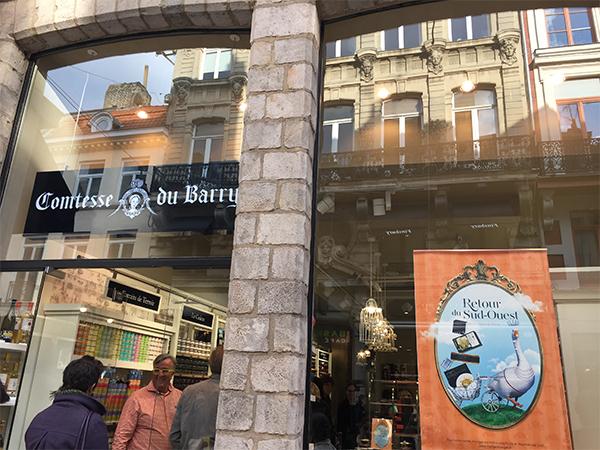 Comtesse du Barry Balade gourmande Lille