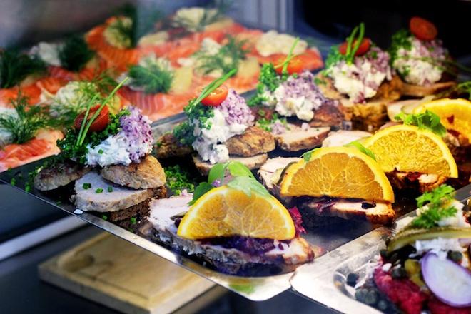 Smørrebrød : la spécialité culinaire danoise