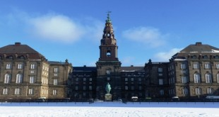 Visiter le château de Christiansborg à Copenhague