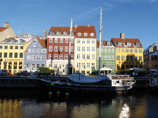 Les maisons colorées de Nyhavn : incontournables à Copenhague