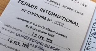 Tout ce qu'il faut savoir sur le permis de conduire international