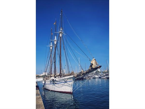 Bateau Musée Maritime Barcelone