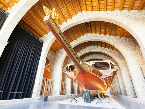Musée Maritime Barcelone
