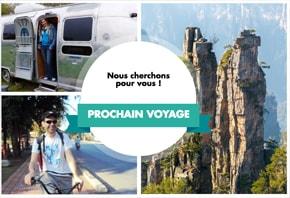 Prochain Voyage : Organisateur de voyage