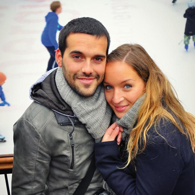 Anais et Alberto de A globe for two partent faire le tour du monde