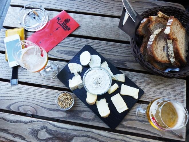 Moeder Lambic une très bonne adresse pour découvrir des bieres belges artisanales