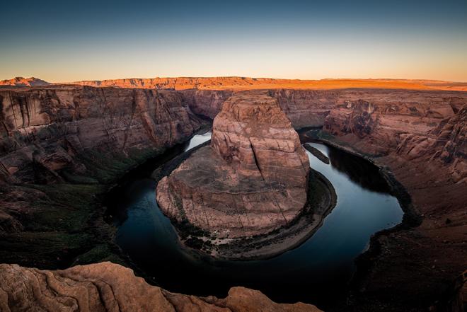 Horseshoe bend : incontournable lors d'un road trip dans l''Ouest américain