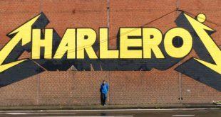 1 journée à Charleroi sur le thème de l'art