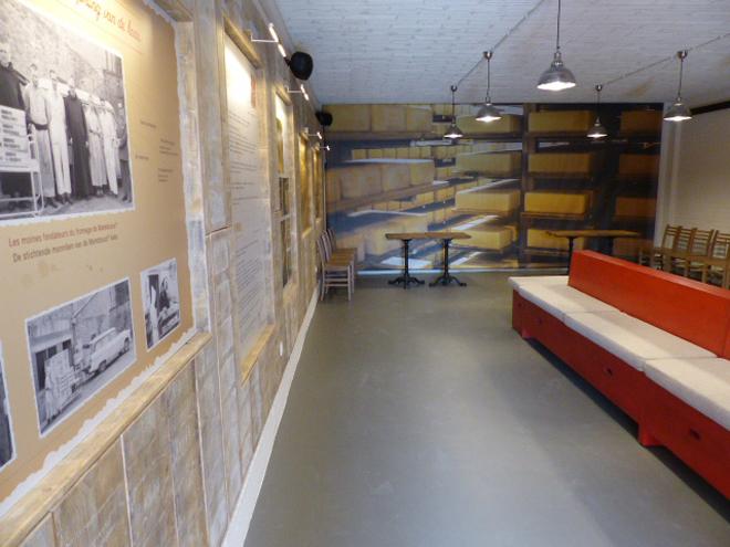 Le Petit Musée du Fromage de l'Abbaye de Maredsous
