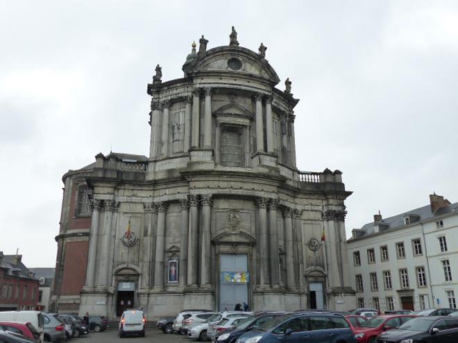 La Cathédrale Saint-Aubain de Namur