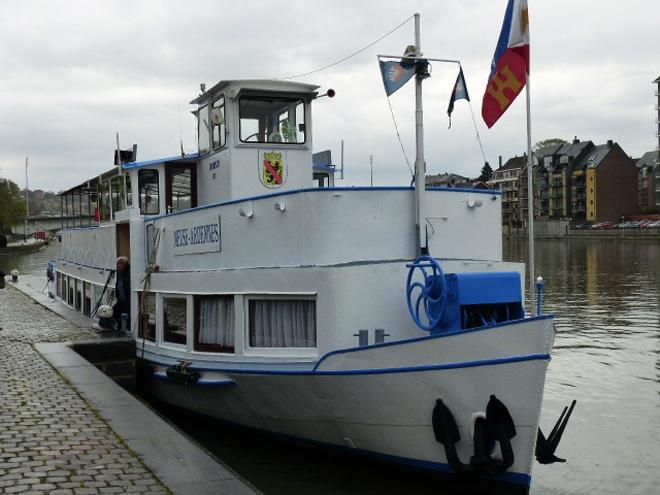 Croisiere Sambre et Meuse au départ de Namur