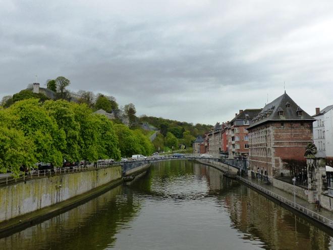 Visiter Namur : la Citadelle, la Sambre et le centre-ville