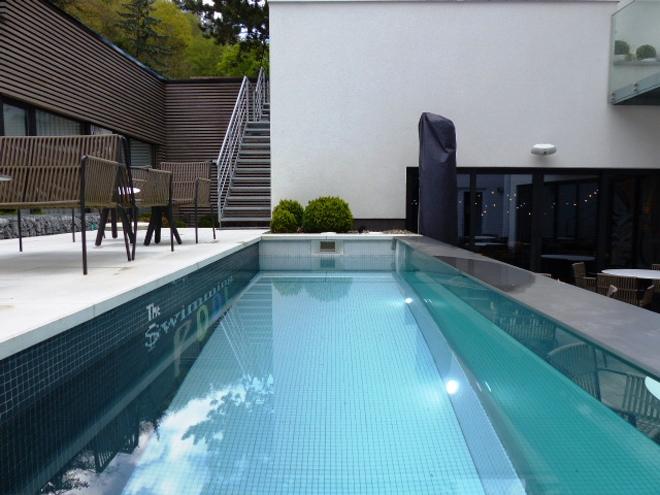 Le Royal Snail hotel de Namur a même une piscine