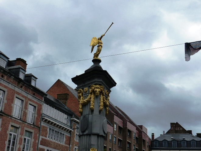 La Place d'Ange à Namur