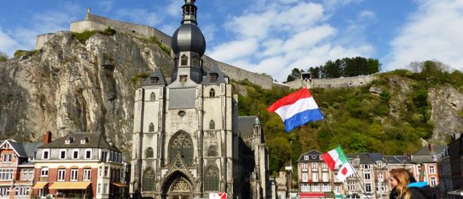 1 journée à Dinant en Wallonie