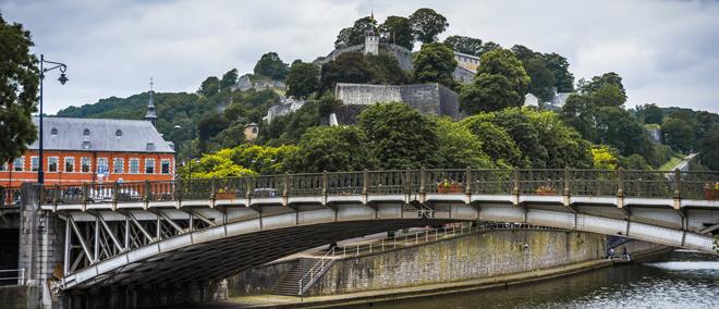 Visiter Namur en 1 jour