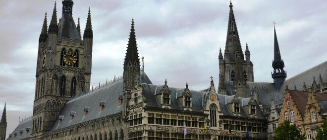 Visiter Ypres en une journée