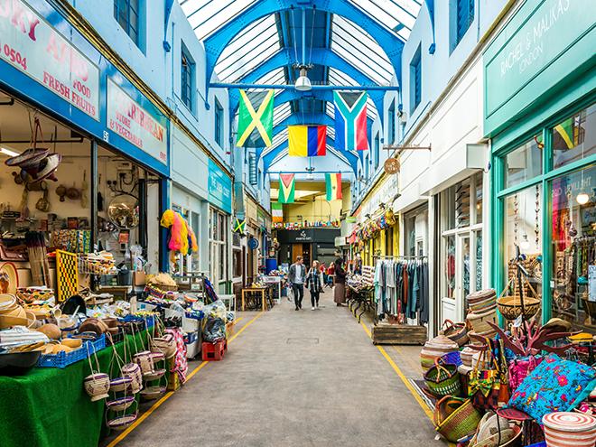 Brixton Village commercants