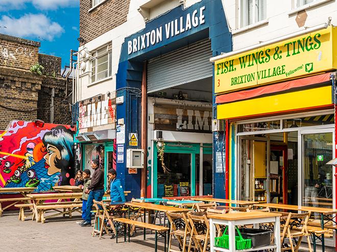 Entree Brixton Village