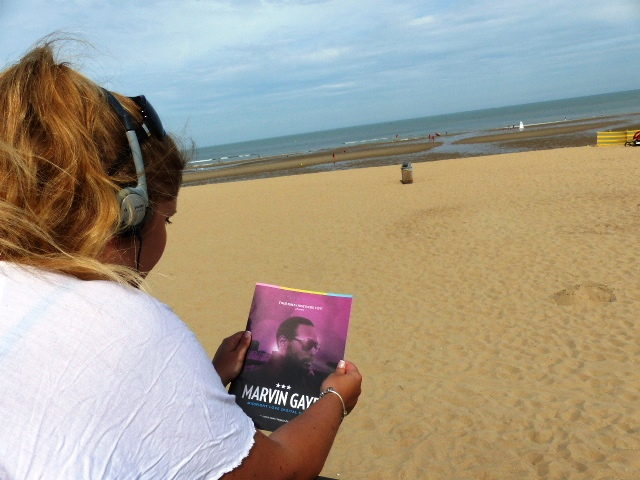 Sur les traces de Marvin Gaye à Ostende (Midnight Love Digital Tour)