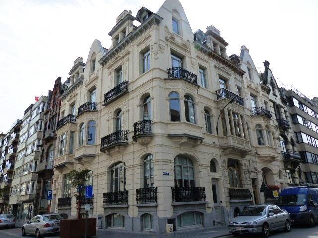 L'hôtel Mercury, le premier hôtel où a vécu Marvin Gaye à Ostende
