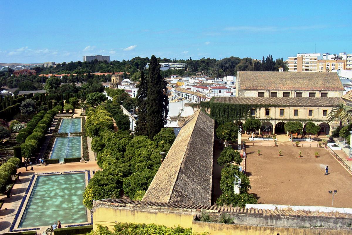 Jardins Cordoue Roadtrip Andalousie Espagne