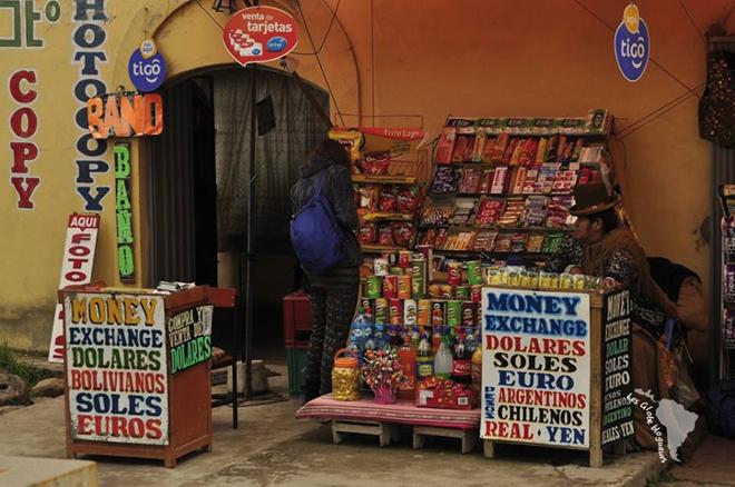 Changer son argent en voyage