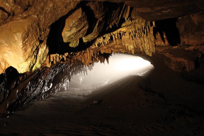 Grotte de Han Belgique